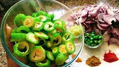नये तरीके से बनायें करेले की सब्जी तो कड़वा नहीं लगेगा-Karele ki Sabzi Recipe in Hindi-Bitter gourd