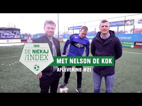 NELSON DE KOK DOLT NIELS EN KAJ ERG HARD - Niekaj Index Aflevering #21