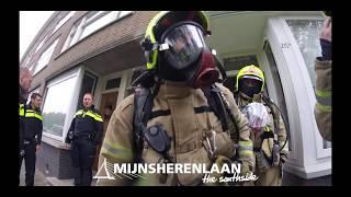 brandweer Prio1 : Melding koolmonoxide in woning.