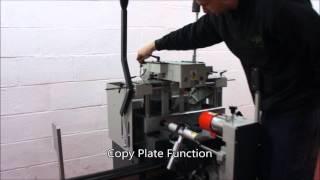 Elumatec GF 171 Copy Router Triple Drill Espag Window Machinery Search