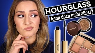 FULL FACE MIT HOURGLASS ⌛  One Brand Makeup Tutorial