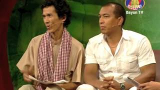 Kim- This is not a dream, Cambodia - Bayon-TV 2012-July-09 - Mon Cambodge