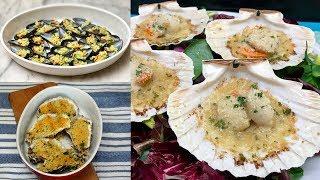tastyandeasy #fruttidimare #seafood Frutti di Mare il Tris Più Buono del Mondo - Seafood the Best Tris in the World Puoi seguirci su tutti i social network Sito web ...