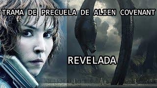 Alien Origins: Novela PRECUELA de Alien Covenant TRAMA REVELADA