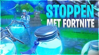VERLIEZEN = STOPPEN MET FORTNITE! ft. Quintonius (Fortnite: Battle Royale - Nederlands PC)