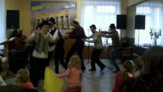 Танец на Песах-2012 в Казатине