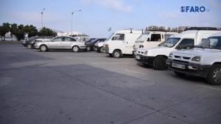 Los vehículos patera, retenidos en Marruecos