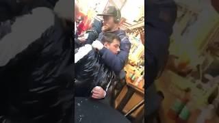 Taschendieb wird von der Polizei ertappt! News #0001