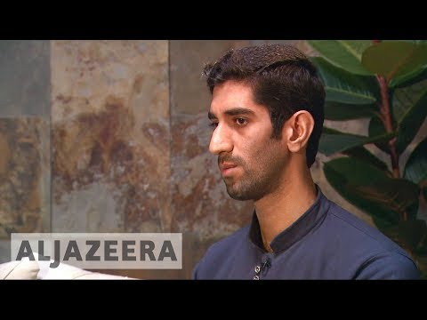 Iranians react to Trump's travel ban