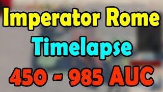 Imperator Rome Timelapse 450 - 985 AUC