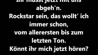 Killerpilze Springt hoch [Lyrics]