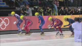 Science of the Winter Olympics - Short Track Speed Skating