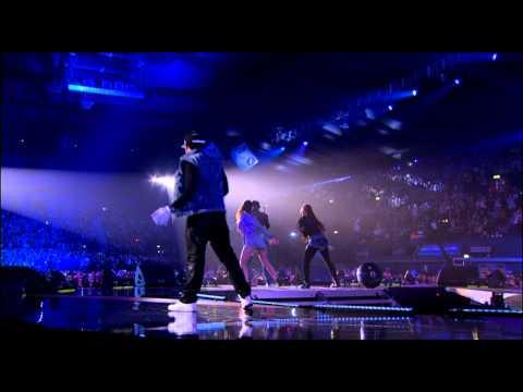 Ne-Yo - Let's Go, at The Teen Awards