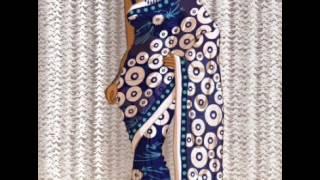 Дизайн индийских сари