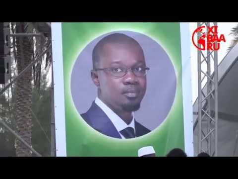 la Réponse juste de Ousmane Sonko à  Pape Alé Niang