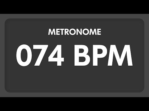 74 BPM - Metronome