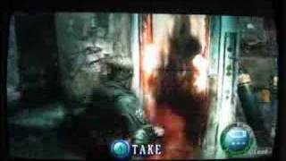 Oven Man on RE4