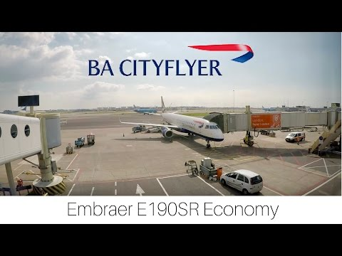 Trip Report | British Airways | Amsterdam - London | Euro Traveller | Embraer E190SR