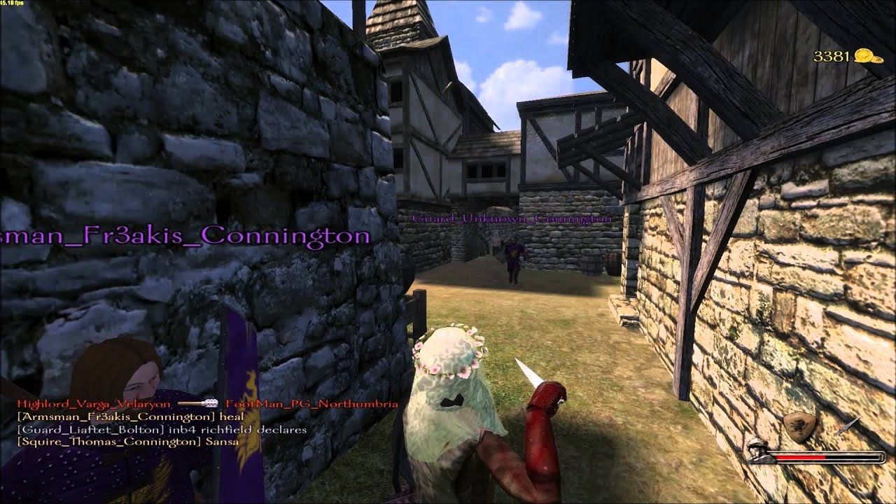 mount and blade pw house connington siege of praven! 8/7/2015