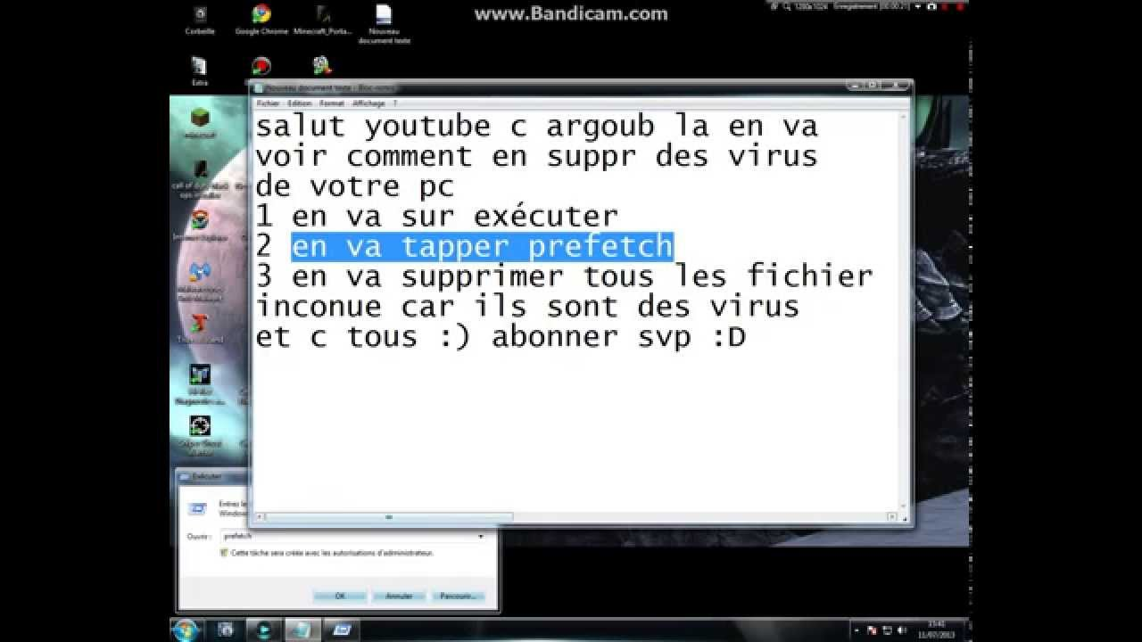 nettoyer son pc sans antivirus