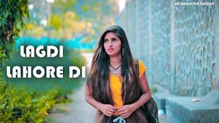 LAGDI LAHORE DI | Crush Love Story | Varun D, Shraddha K | Maahi Queen | Guru Randhawa