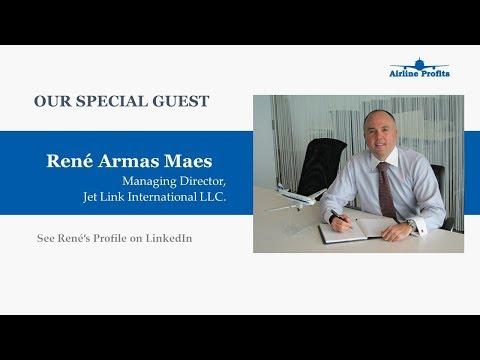 Airline Profits Executive Interview: René Armas Maes Discusses Basic Economy Fare Strategy