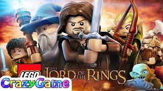 lEGO The Lord of the Rings Прохождение - Часть 3 - БИТВА НА ЗАВЕРТИ