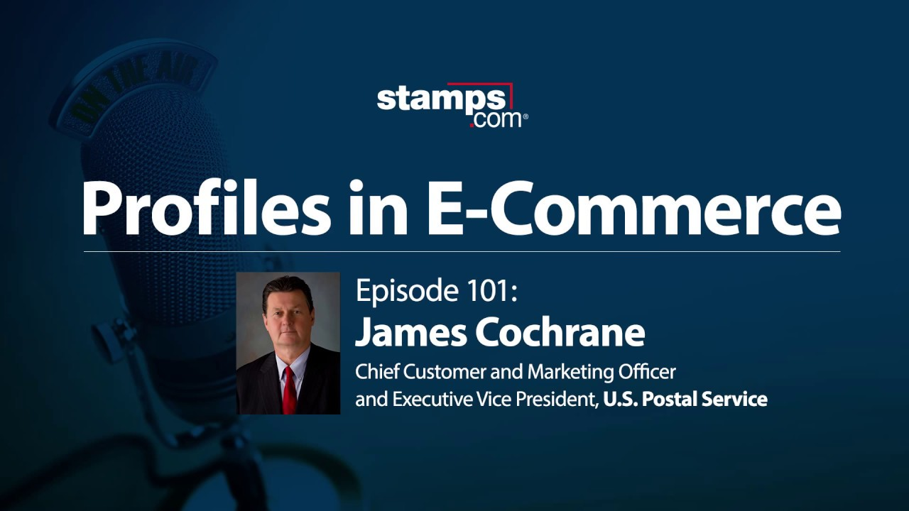 Interview with Jim Cochrane, USPS Chief Customer & Marketing Officer