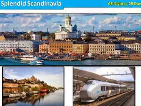Scandinavia Holiday Packages from Delhi India