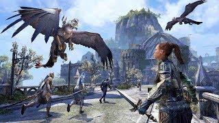 Elder Scrolls Online: Summerset Early Access - MY IMPRESSIONS!