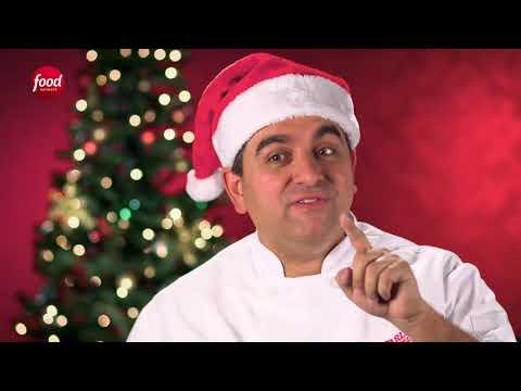 Una torta speciale! Buon Natale da Buddy | Il boss delle torte 9