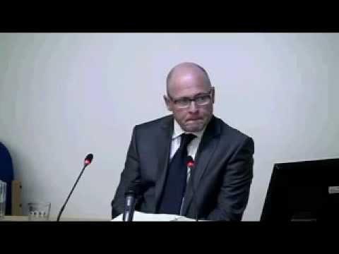 Leveson Inquiry - David Pilditch (McCann Journalist) Dec 21st 2011