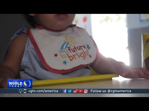 Destitute parents in Venezuela hand children over to orphananges