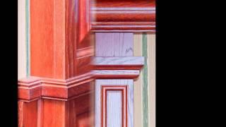 Двери, лестницы, предметы интерьера из массива дуба, от компании