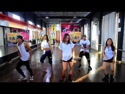 "Zumba "" Tip Toe By Jason Derulo Ft French Montana / Bintang Fitness Crew ,Sangatta ,KalTim"