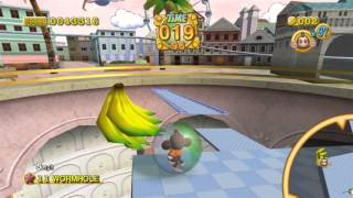 Super Monkey Ball Deluxe expert mode no continues [1080p60]