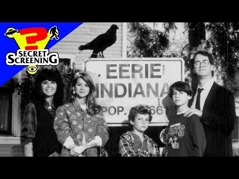 The History of EERIE INDIANA 19911998 SECRET SCREENING
