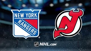 Hall notches four points as Devils top Rangers