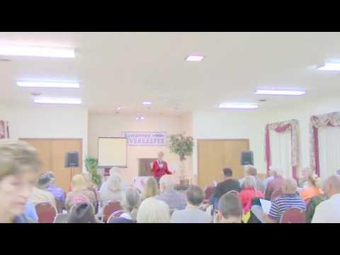Videoing, facebook, speakers, Rivers vs. Sabal Trail, Suwannee Riverkeeper