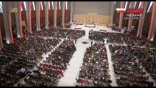 Msza św. za Ojczyznę z Świątyni Opatrzności Bożej w Warszawie