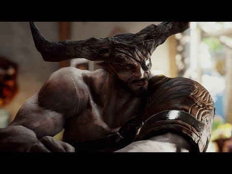Iron Bull Romance [Trespasser DLC] | Dragon Age: Inquisition |