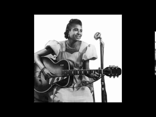 Memphis Minnie - et portrett