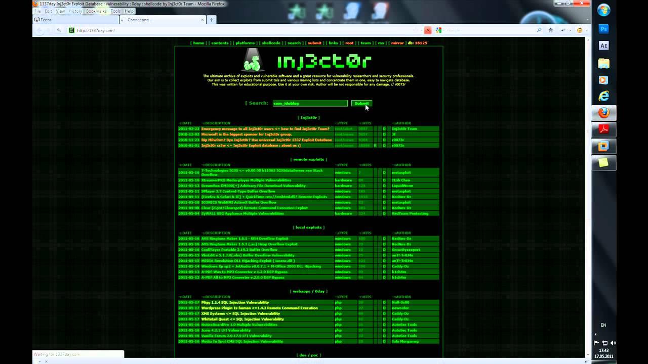 Hacking Joomla with Exploit - YouTube