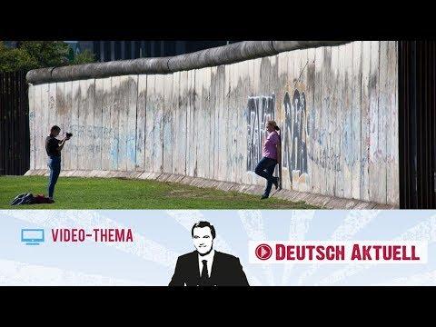 Auf Den Spuren Der Berliner Mauer   Deutsch Lernen Mit Videos