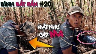 BẨY RẮN KHU CHỦ ĐẤT GIÀU BỢ LIÊN TỤC TOÀN HÀNG KHỦNG| That snakes was a message from VN | SB Vlog 20