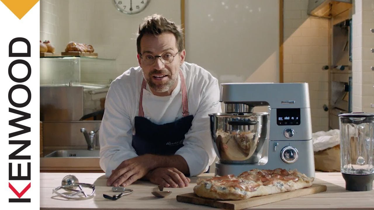 Kenwood Cooking Chef Gourmet Spot 60 Youtube