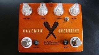 Oddfellow Caveman 2 Overdrive demo by Shawn Tubbs