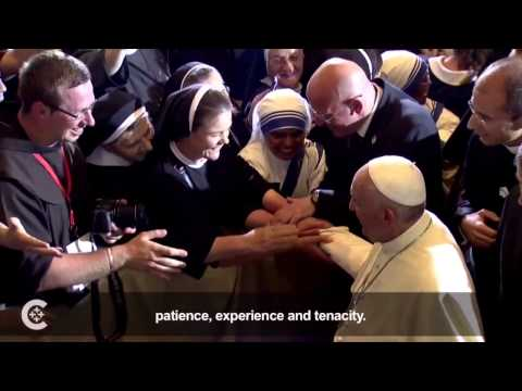 A who's who of world leaders: Vatican Connections June 12, 2014
