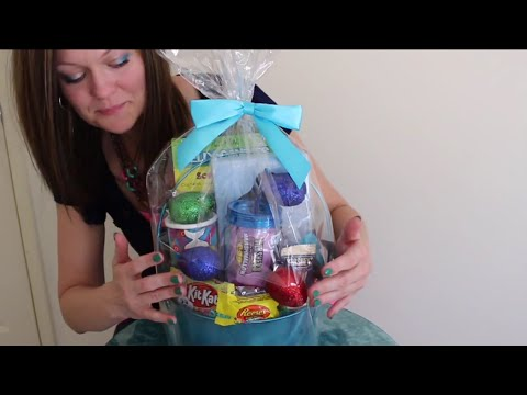 ASMR Easter Basket Unwrapping Trigger Assortment