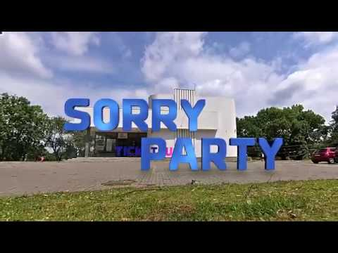 Sorry Party 2017 At Tickets.ua (short Version)